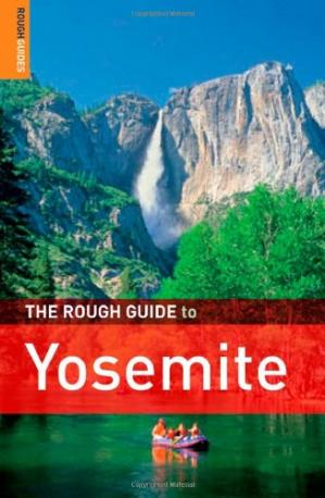 书籍封面 The Rough Guide to Yosemite