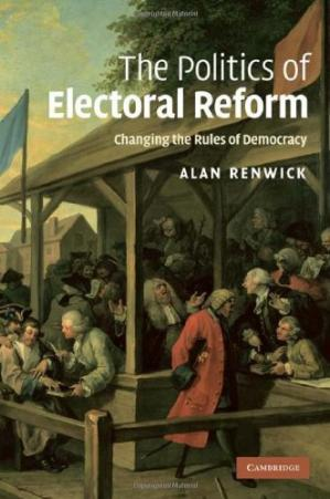 पुस्तक कवर The Politics of Electoral Reform: Changing the Rules of Democracy