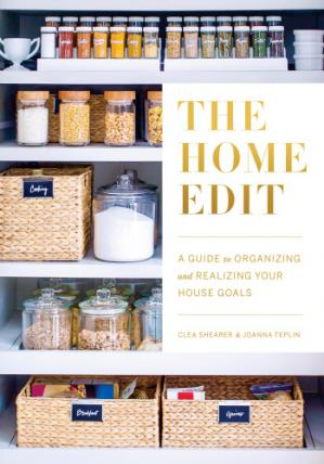 Portada del libro The Home Edit: A Guide to Organizing and Realizing Your House Goals
