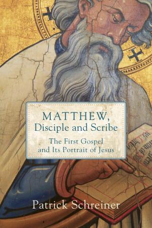 Book cover Matthew, Disciple and Scribe