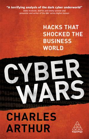 Book cover Cyber Wars