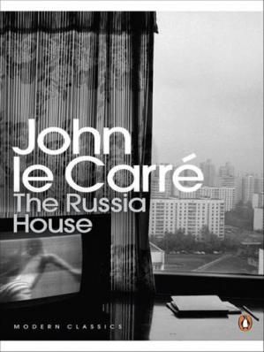 Book cover The Russia House