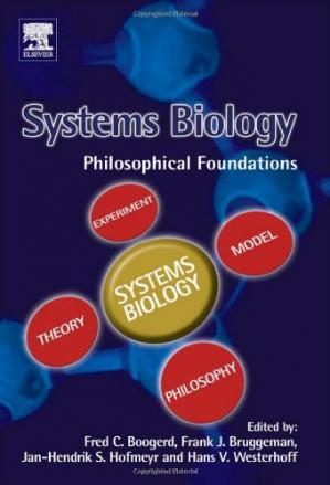 Portada del libro Systems Biology: Philosophical Foundations