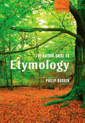 Book cover The Oxford Guide to Etymology