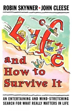 Sampul buku Life and How to Survive It: An Entertaining and Mind-Stretching Search for What Really Matters in Life