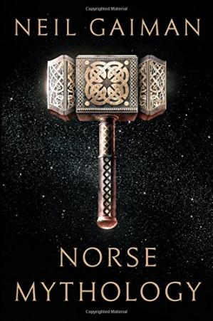 Book cover Norse Mythology