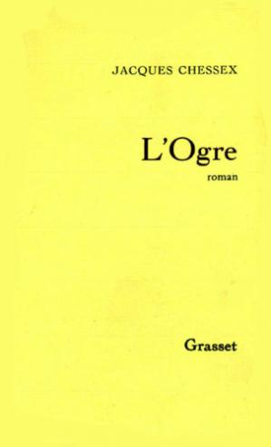 Book cover L'Ogre