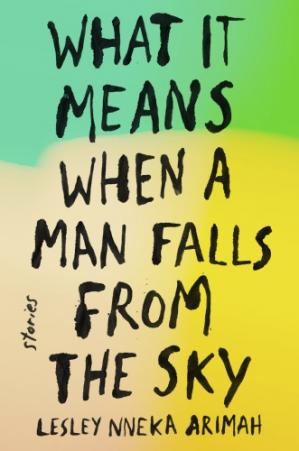Обкладинка книги What It Means When a Man Falls from the Sky: Stories
