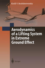 Portada del libro Aerodynamics of a Lifting System in Extreme Ground Effect