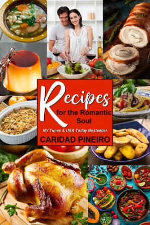 Book cover Recipes for the Romantic Soul