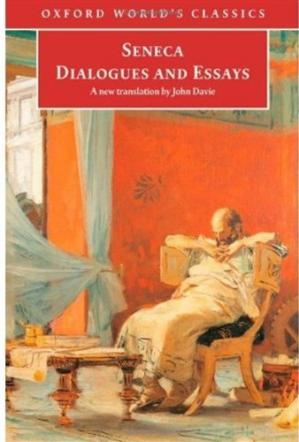 Book cover Dialogues and Essays