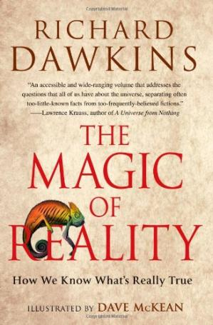 La couverture du livre The Magic of Reality: How We Know What's Really True
