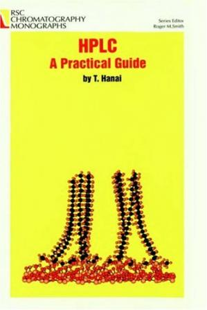 غلاف الكتاب HPLC. A Practical Guide
