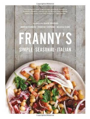 Book cover Franny's: Simple Seasonal Italian