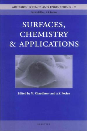 Copertina Adhesion Science and Engineering: Surfaces, Chemistry and Applications