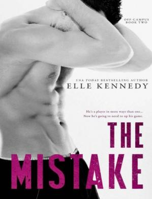 Book cover The Mistake