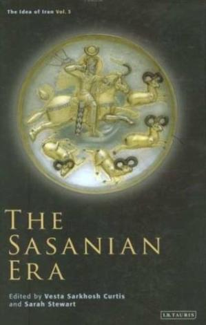 表紙 The Idea of Iran, volume III: The Sasanian Era