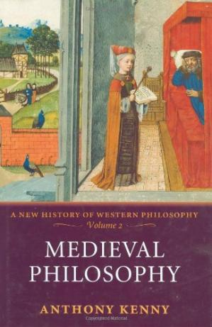 Sampul buku Medieval Philosophy: A New History of Western Philosophy