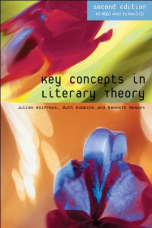 Buchdeckel Key Concepts in Literary Theory