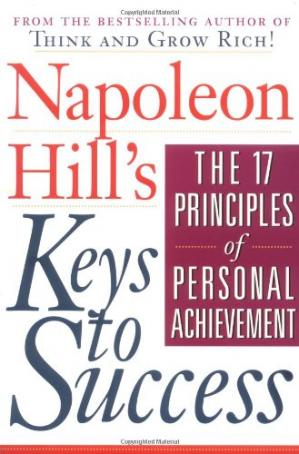 Sampul buku Napoleon Hill's Keys to Success: The 17 Principles of Personal Achievement