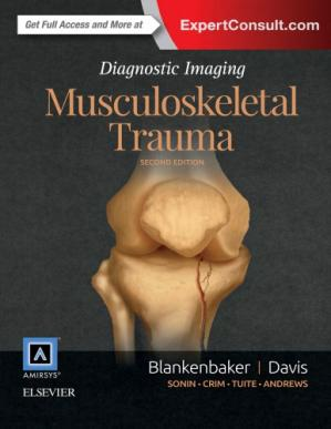 Book cover Diagnostic Imaging - Musculoskeletal Trauma