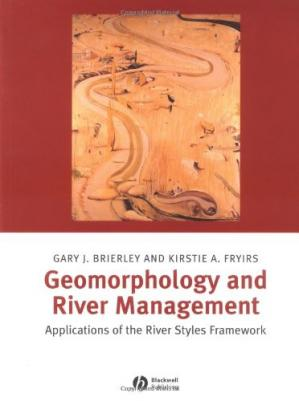 Sampul buku Geomorphology and River Management: Applications of the River Styles Framework