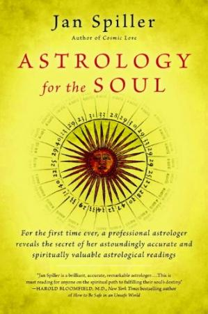 A capa do livro Astrology for the Soul