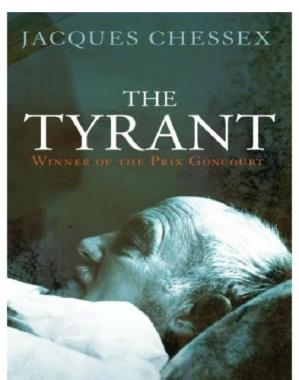 Book cover The Tyrant