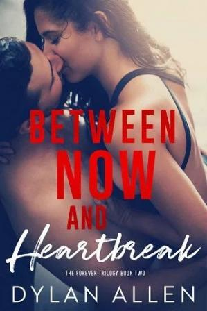 Book cover Between Now and Heartbreak