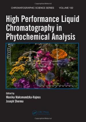Book cover High Performance Liquid Chromatography in Phytochemical Analysis