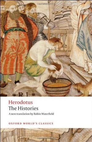 Book cover The histories