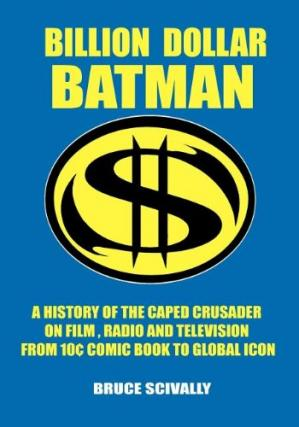 Book cover Billion Dollar Batman