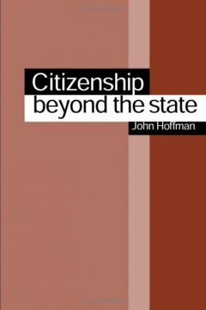 غلاف الكتاب Citizenship Beyond the State