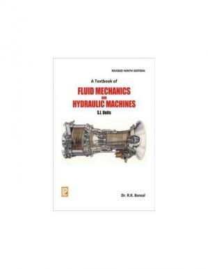 表紙 A Textbook of Fluid Mechanics and hydraulic machines