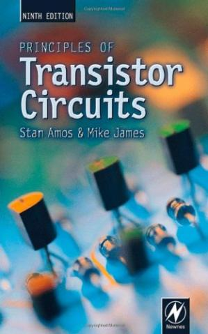 पुस्तक कवर Principles of Transistor Circuits