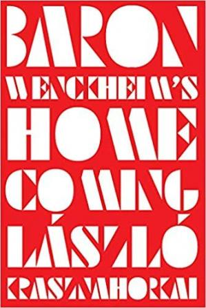 Book cover Baron Wenckheim's Homecoming