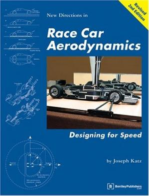 Book cover Race Car Aerodynamics: Designing for Speed (Engineering and Performance)