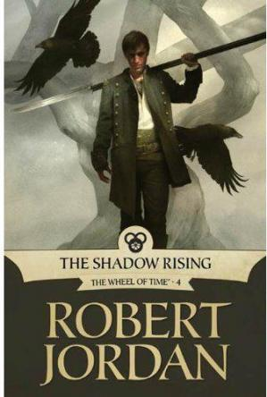 Book cover The shadow rising