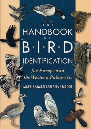 Book cover The Handbook of Bird Identification for Europe and the Western Palearctic