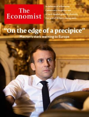 Portada del libro The Economist (November 9th 2019)