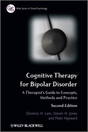 Sampul buku Cognitive Therapy for Bipolar Disorder: A Therapist's Guide to Concepts, Methods and Practice