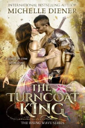 Book cover The Turncoat King