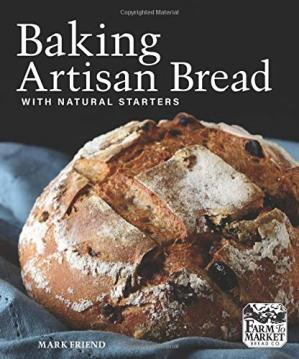 Book cover Baking Artisan Bread with Natural Starters