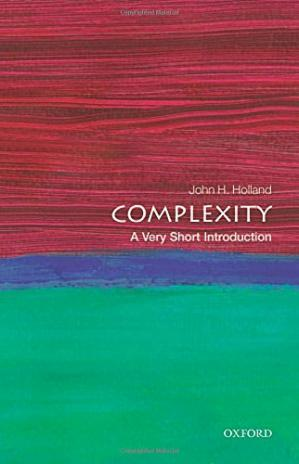 Book cover Complexity: A Very Short Introduction