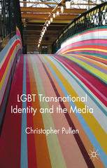Book cover LGBT Transnational Identity and the Media