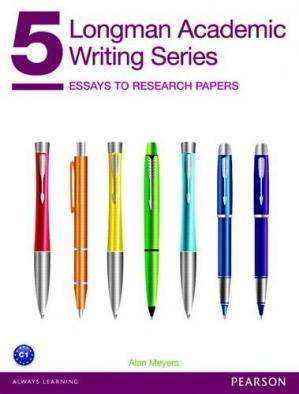 Book cover Longman Academic Writing Series 5: Essays to Research Papers