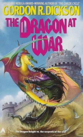 Book cover The Dragon at War