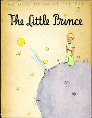 Book cover The Little Prince