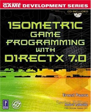 Book cover Isometric Game Programming with DirectX 7.0
