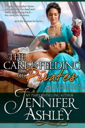 Book cover The Care and Feeding of Pirates